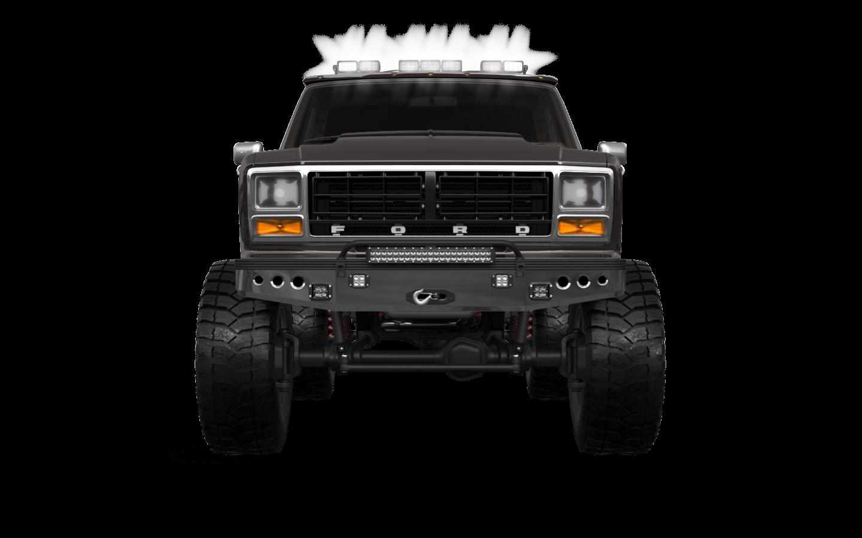 Ford F-150 2 Door pickup truck 1986