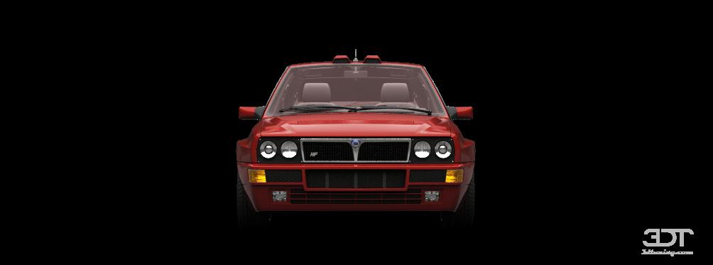 Lancia Delta EVO'92
