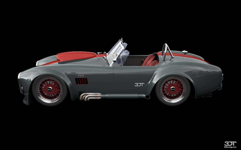 Ford Shelby Cobra'61