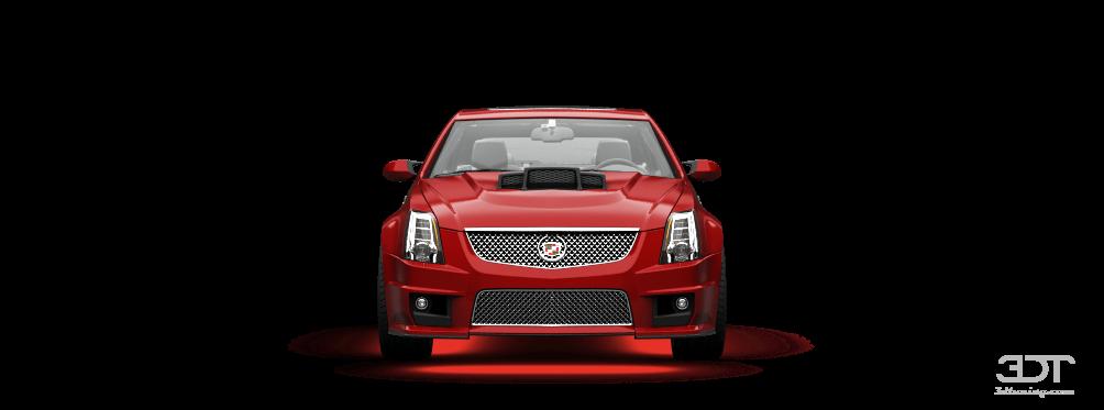 Cadillac CTS-V'10