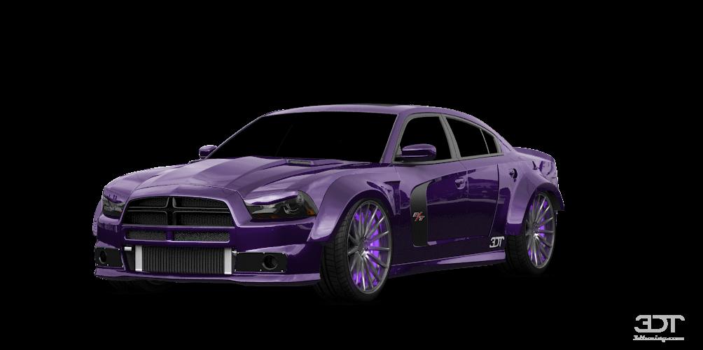 Dodge Charger SRT8 Sedan 2012 tuning