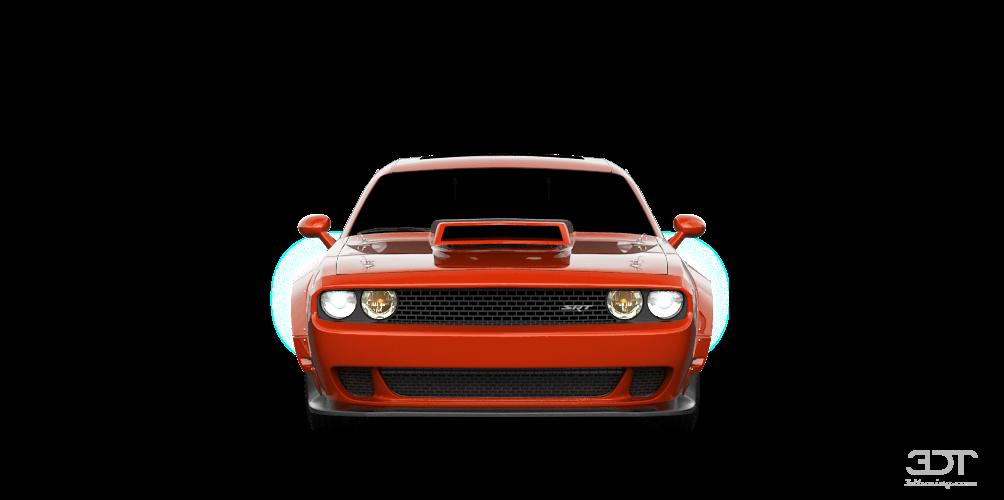 Dodge Challenger 2 Door Coupe 2009