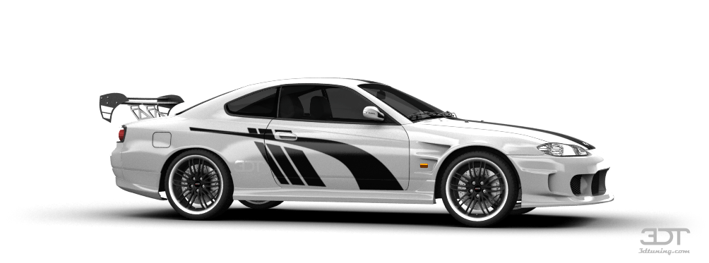 Nissan Used Parts 3DTuning of Nissan Silvia S15 Coupe 1999 3DTuning.com ...