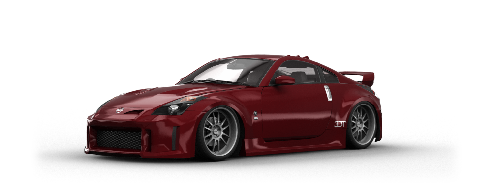 Nissan 350Z (Z33) Coupe 2003 tuning