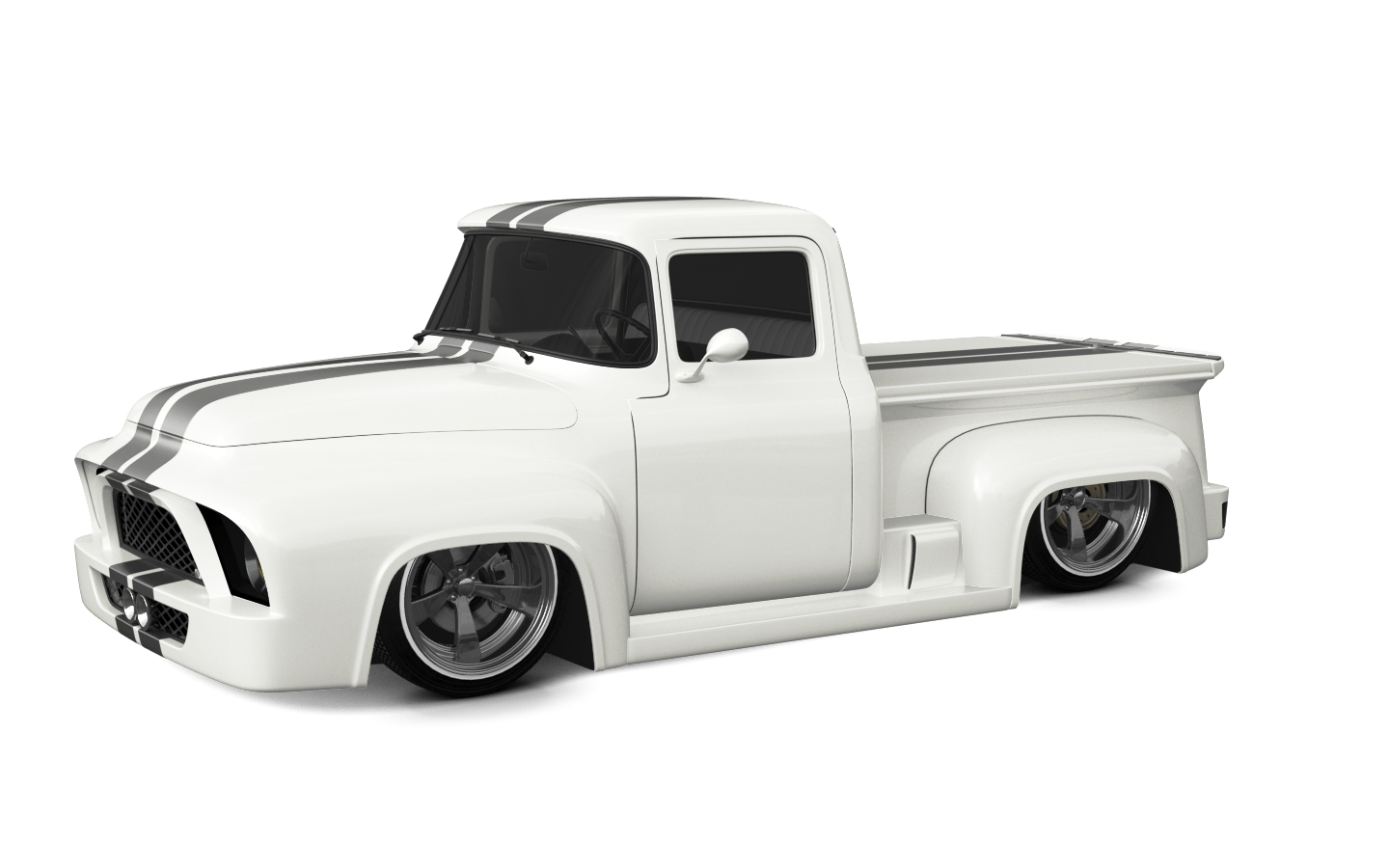 Ford F-100'56