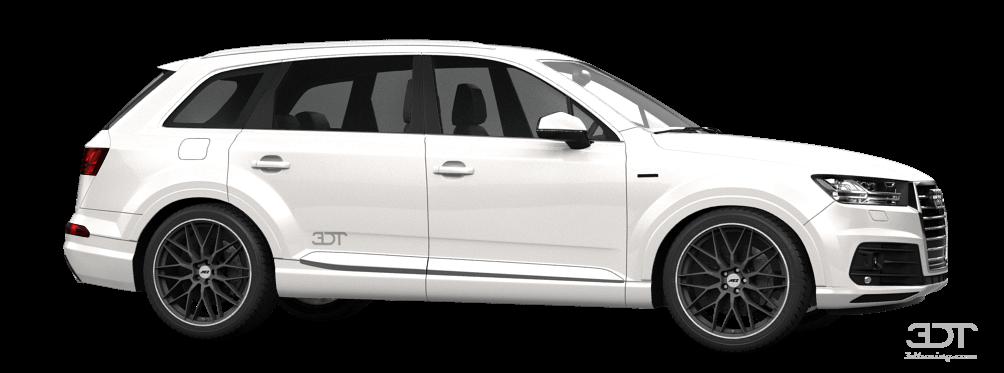 Audi Suv Models >> 3DTuning of Audi Q7 SUV 2016 3DTuning.com - unique on-line ...