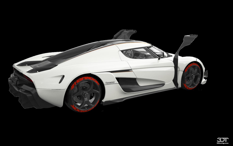 Koenigsegg Regera 2 Door Coupe 2016 tuning