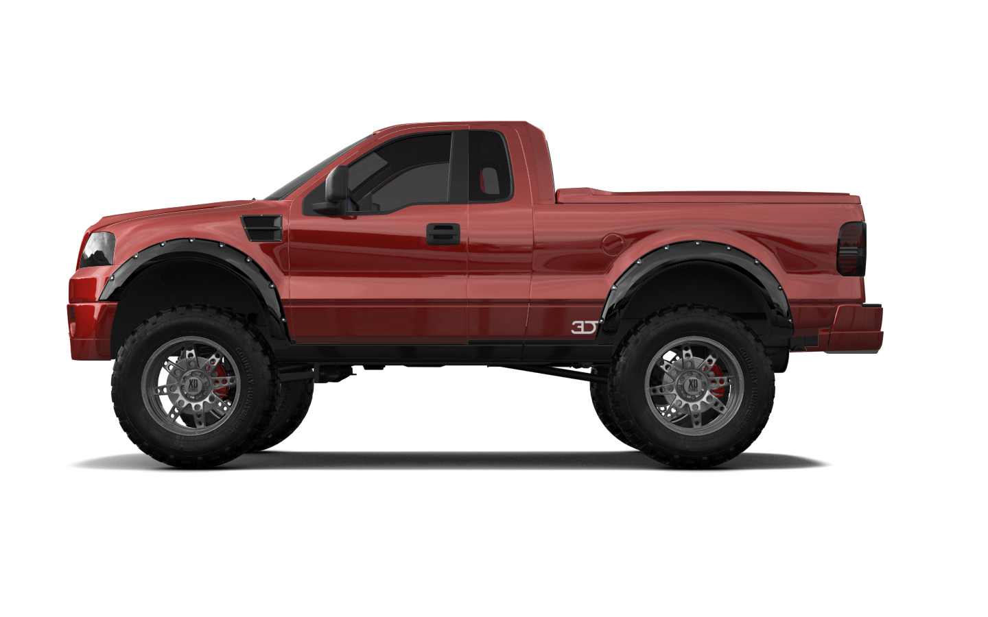 Ford F-150'08