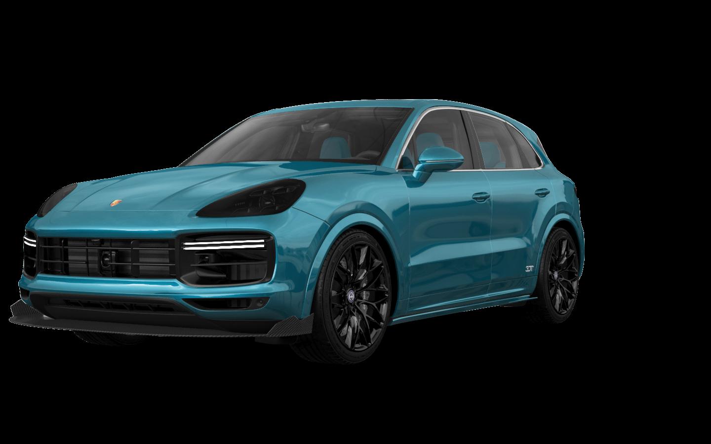 Porsche Cayenne 5 Door SUV 2018 tuning