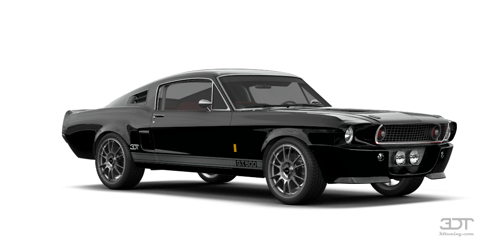 Mustang Shelby GT500'67