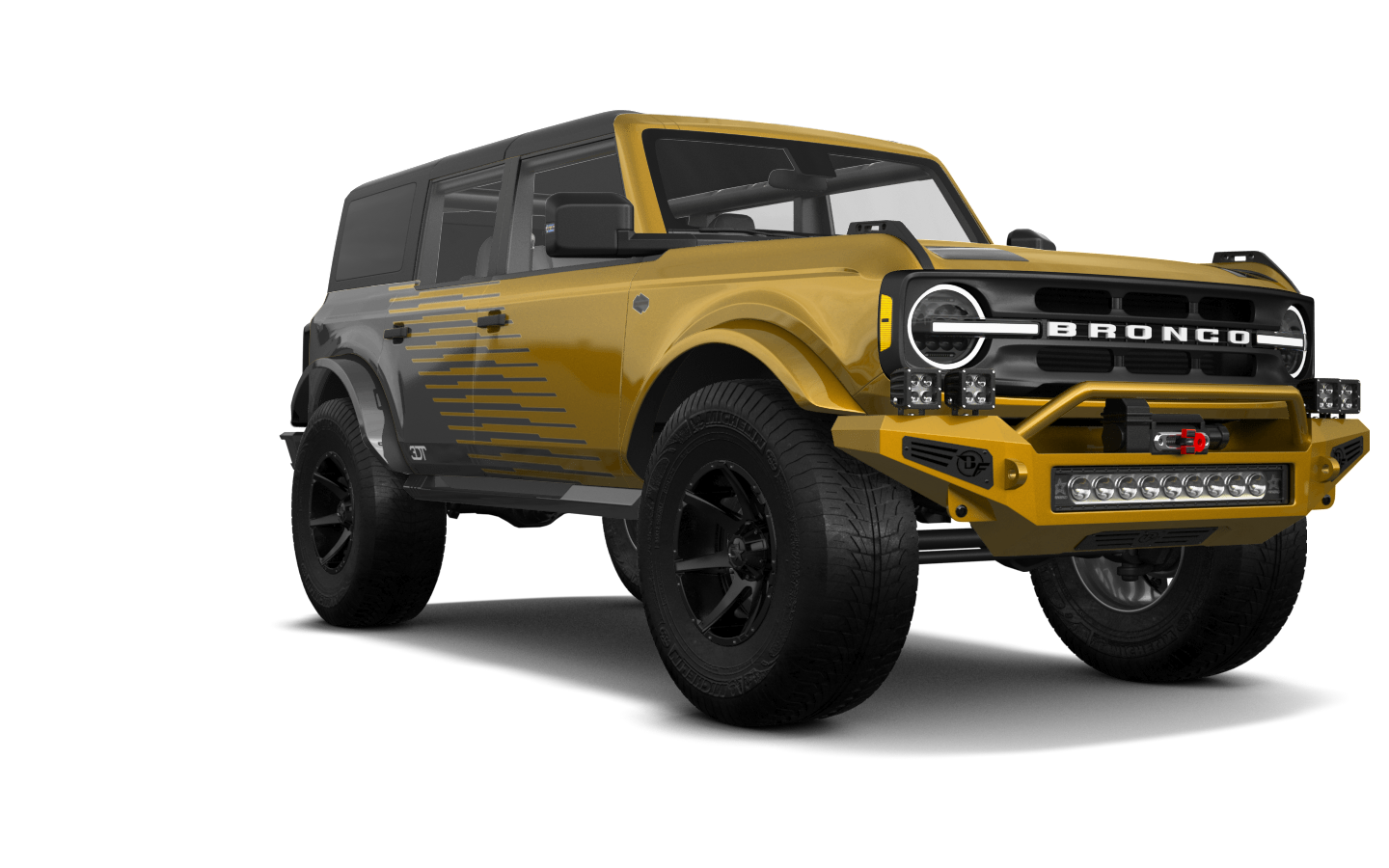 Ford Bronco'21