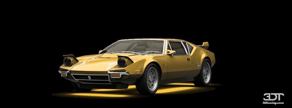 Used De Tomaso Pantera >> My perfect De Tomaso Pantera.