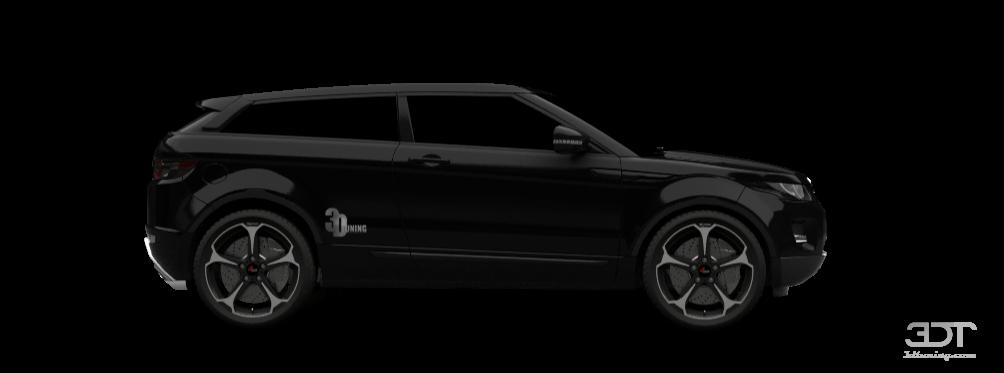 3dtuning Of Range Rover Evoque 3 Door Crossover 2012
