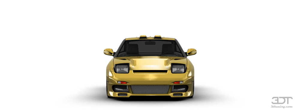 Nissan 240 SX S13'89