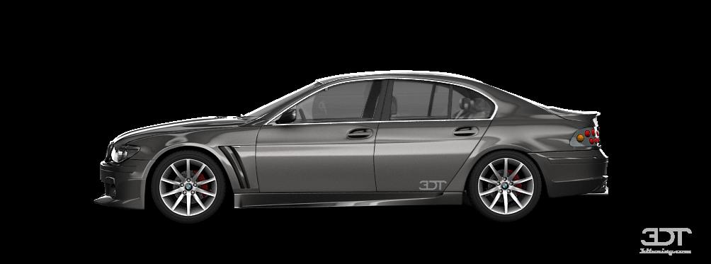 BMW 7 series'01
