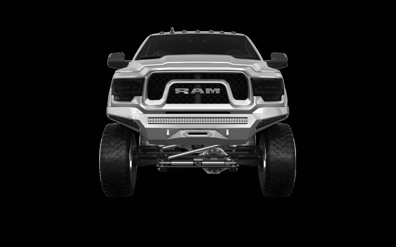 Dodge Ram 2500 4 Door pickup truck 2020