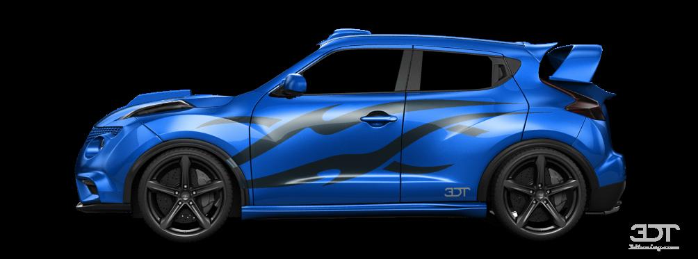 3dtuning Of Nissan Juke Crossover 2012 3dtuning Com