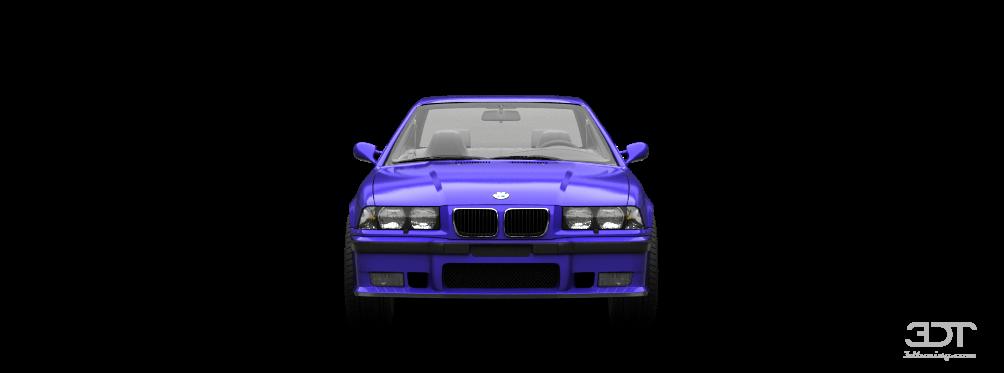 Тюнинг Bmw M3 E36 Coupe 1992 года фото тюнинга БМВ М3 Е36