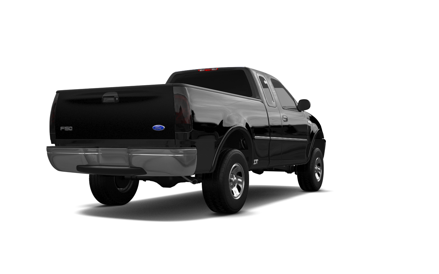 Ford F-150 SuperCab'97