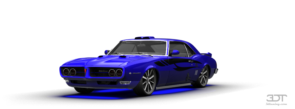 My Perfect Pontiac Firebird
