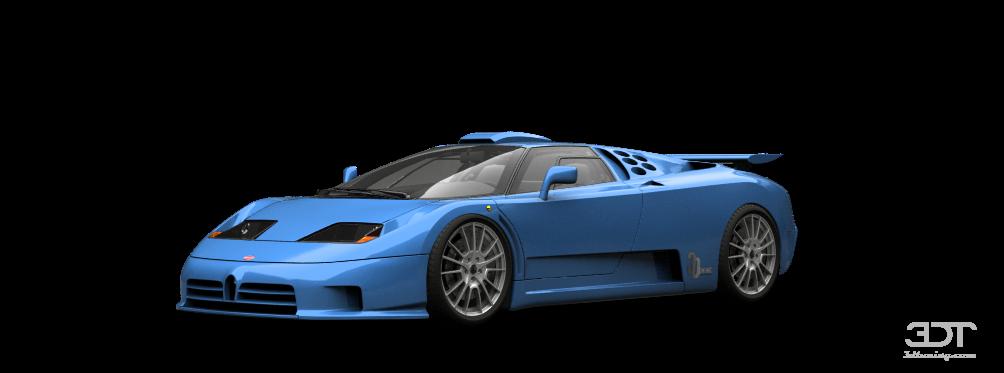 Bugatti EB110'92