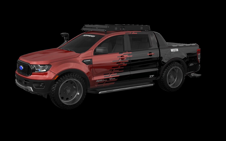 Ford Ranger'19