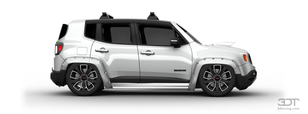 Jeep Renegade Models >> 3DTuning of Jeep Renegade SUV 2015 3DTuning.com - unique ...