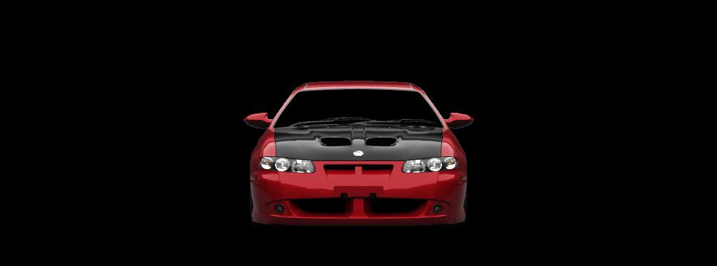 Vauxhall Monaro'05
