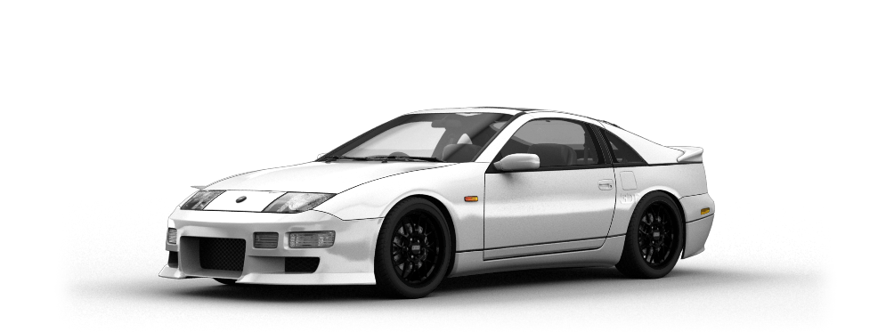 Nissan 300ZX Coupe 1990 tuning