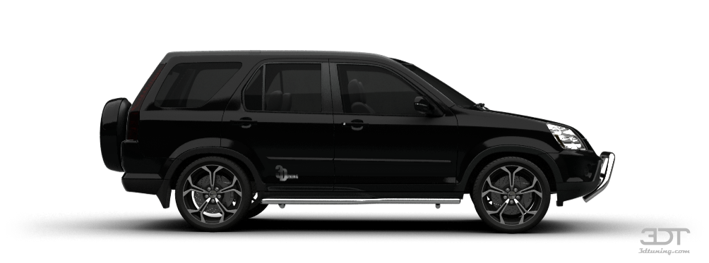 3DTuning of Honda CR-V Crossover 2002 3DTuning.com - unique on-line car configurator for more ...