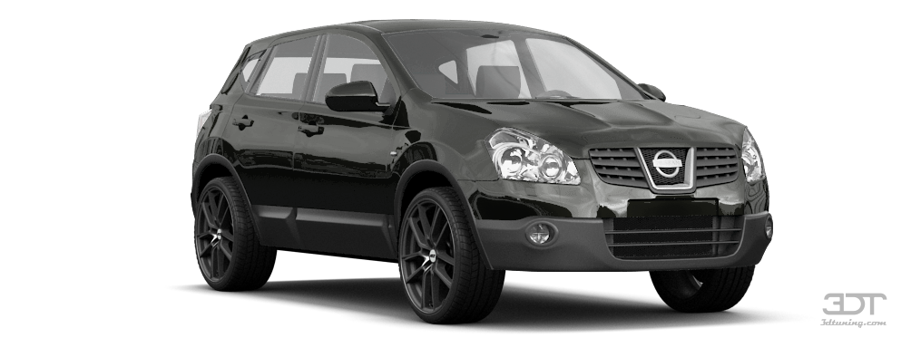 3dtuning of nissan qashqai crossover 2008 unique on line car configurator for. Black Bedroom Furniture Sets. Home Design Ideas