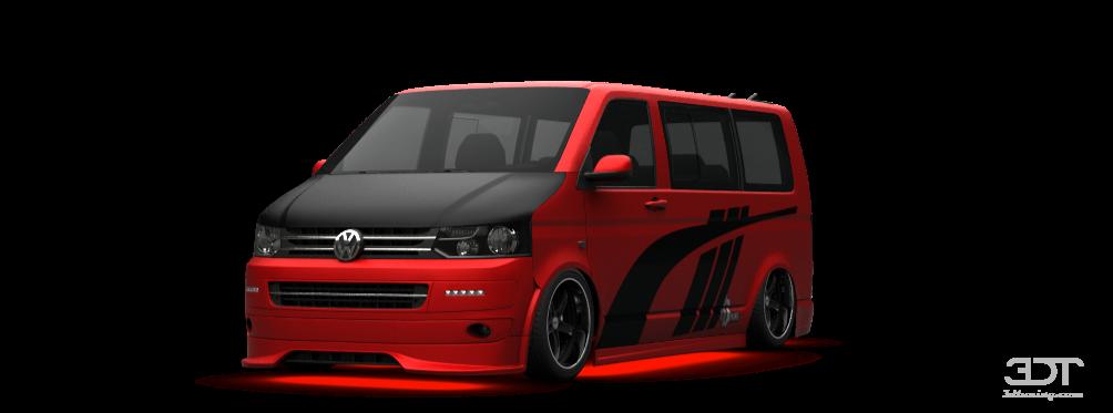 My Perfect Volkswagen Transporter T5