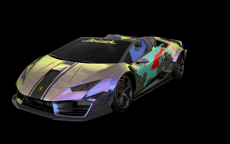 Lamborghini Huracan Spyder'16