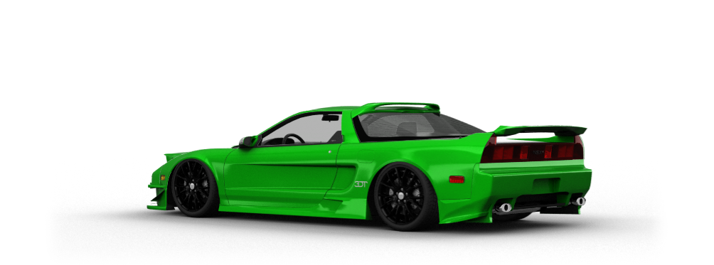 Acura NSX Coupe 1997 tuning
