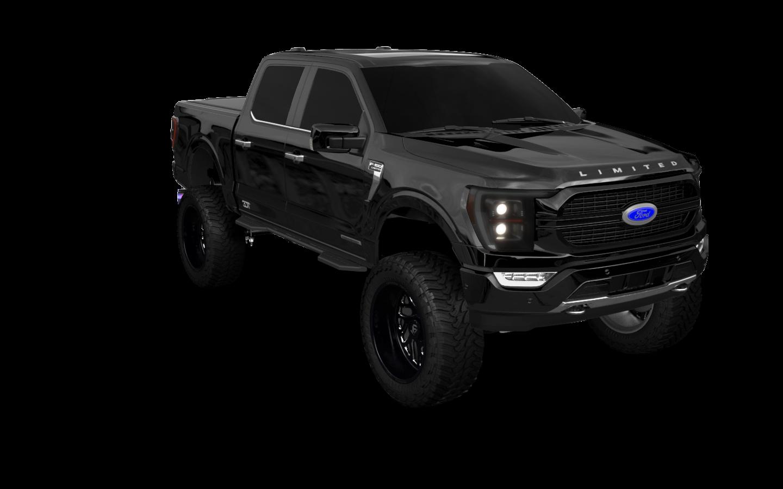 Ford F-150 SuperCrew 4 Door pickup truck 2021 tuning