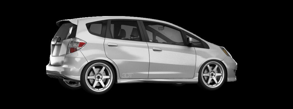 Honda Fit Sport'09