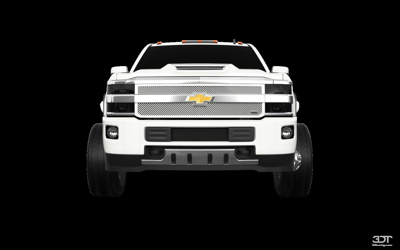Chevrolet Silverado 2500'15