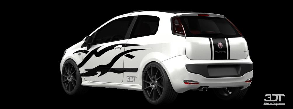 Fiat Punto Evo'10