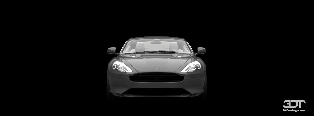 Aston Martin Virage Coupe 2012