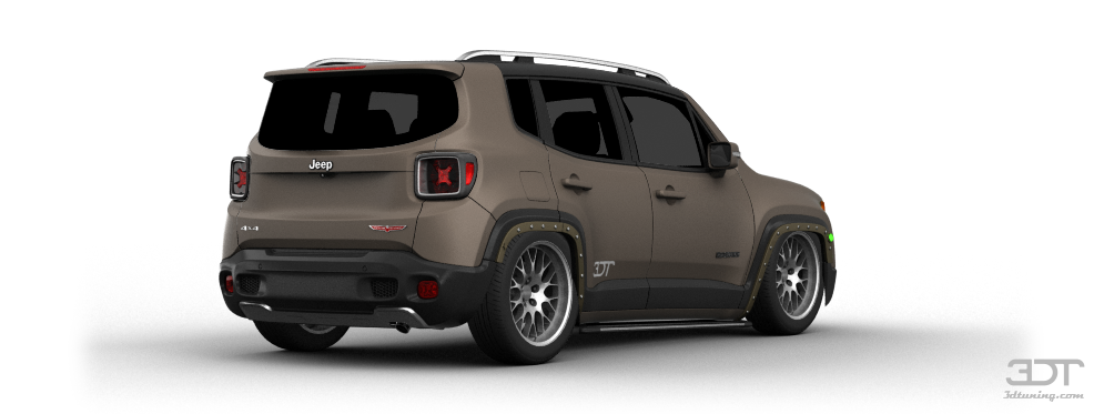 My Perfect Jeep Renegade