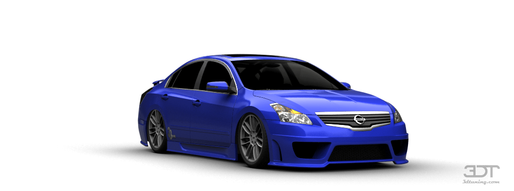 3dtuning Of Nissan Altima Sedan 2007 3dtuning Com Unique