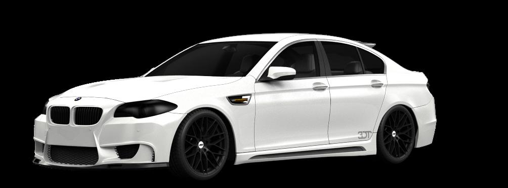 BMW 5 series Sedan 2011 tuning