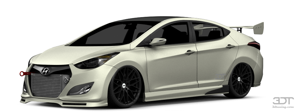 Hyundai Elantra'11