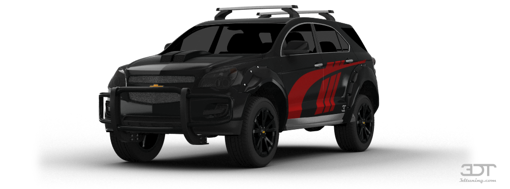 Suv Car Images >> Tuning Chevrolet Equinox 2010 online, accessories and spare parts for tuning Chevrolet Equinox 2010