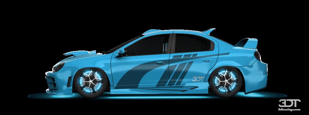 Dodge SRT4 ACR'05