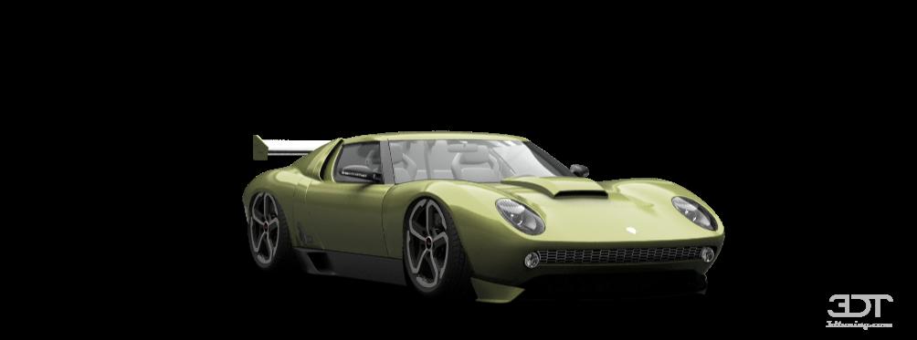 3dtuning Of Lamborghini Miura Concept Coupe 2006 3dtuning