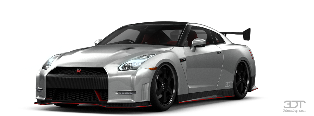 3dtuning Of Nissan Gt R Coupe 2010 3dtuning Com Unique