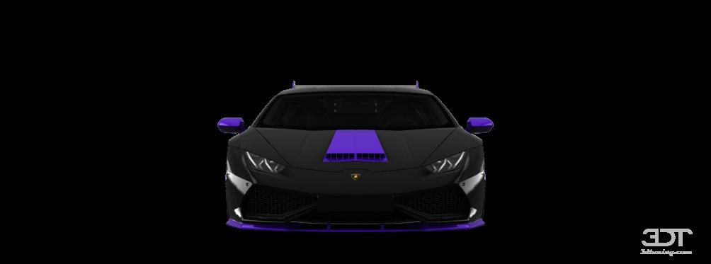 Lamborghini Huracan Coupe 2015