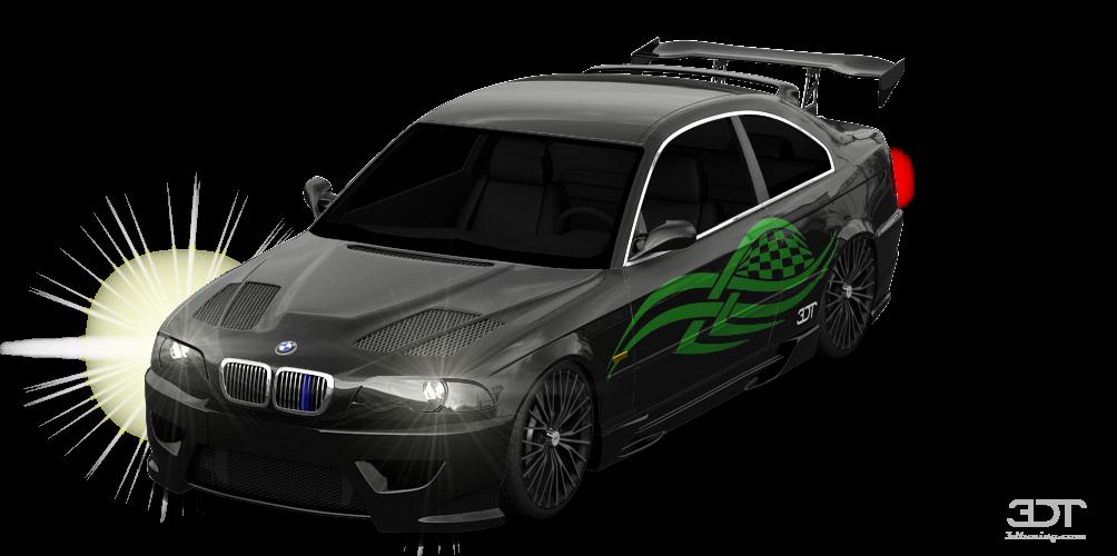 BMW 3 series'02
