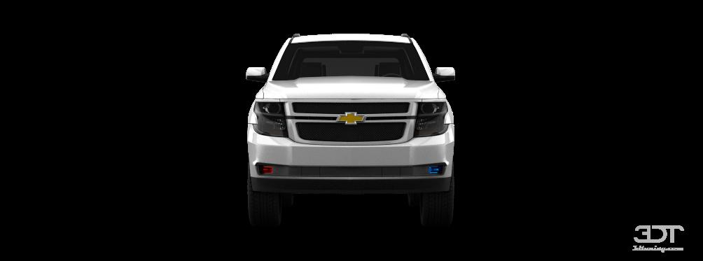 Chevrolet Tahoe Z71 SUV 2015